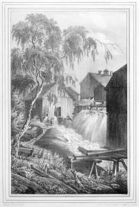 Juvakosken paperimylly Perttelissä oli yksi Suomen ensimmäisistä paperitehtaista.Vaatimattoman tuntuisissa rakennuksissa valmistettiin kymmeniä vuosia käsipaperia.