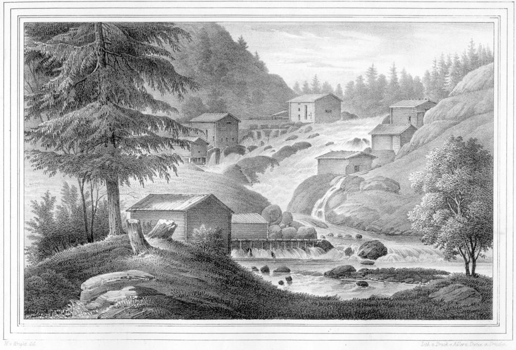 Kyröskoski Hämeenkyrössä antaa hyvän kuvan vesivoiman merkityksestä kaikessa tuotteiden valmistuksessa. Ennen höyryvoimaa ihmisten käytössä oli vain eläinvoima (lähinnä hevonen), tuulivoima ja vesivoima. Suomessa oli runsaasti vesivoimaa, mutta etäisyydet muodostivat ongelman.  Paperin kuljettaminen Suomen mäkiä sateisilla säillä oli ankaraa työtä.